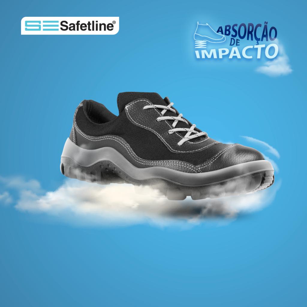 La absorción de impacto es un sinónimo de confort y seguridad