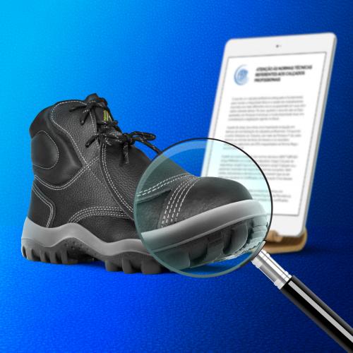 Atención a las normas técnicas en materia de calzado profesional